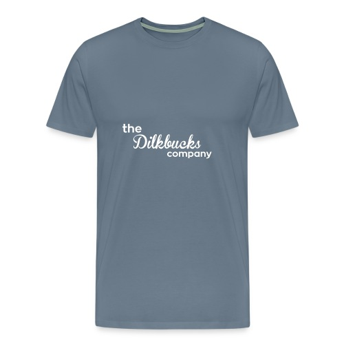 The Dilkbucks Company - T-Skjorte - Premium T-skjorte for menn