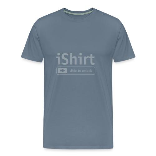 ishirt - Camiseta premium hombre