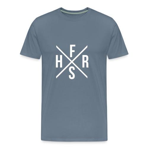Fresh FRSH Snapback - Mannen Premium T-shirt