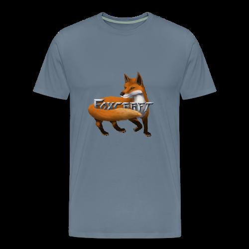 Foxcraft mosquito - Men's Premium T-Shirt