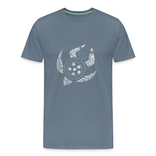 Tortuga - Camiseta premium hombre