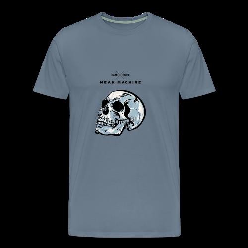 SKULL X - Männer Premium T-Shirt