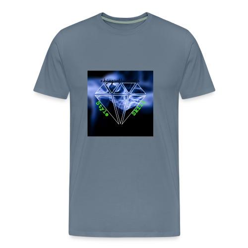 StyleSkilldia - Männer Premium T-Shirt