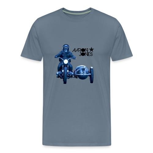 Maglia con sidecar Aaron Jones - Maglietta Premium da uomo