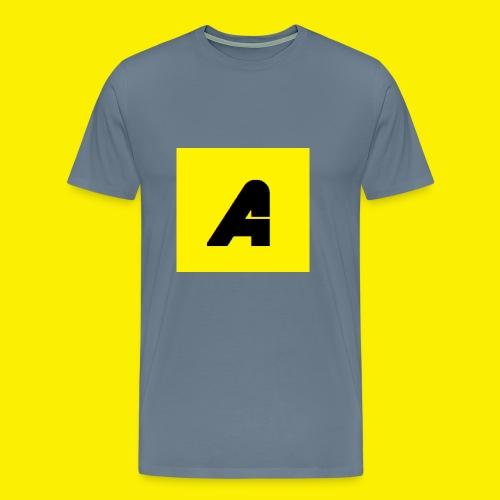 Baseball T-shirt Kids - Mannen Premium T-shirt