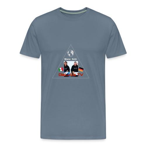 Lulli - Männer Premium T-Shirt