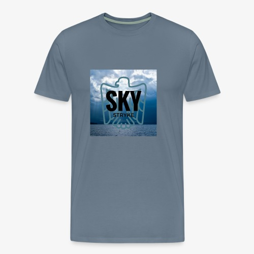Sky-Eagle - Männer Premium T-Shirt