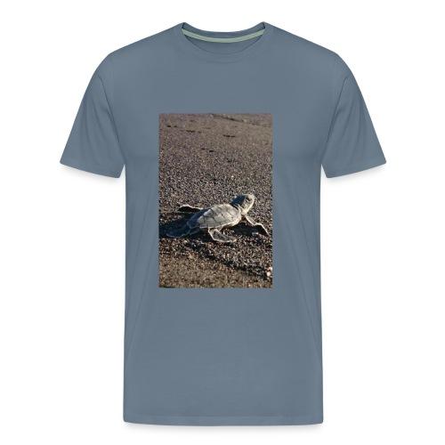 Turtle - T-shirt Premium Homme