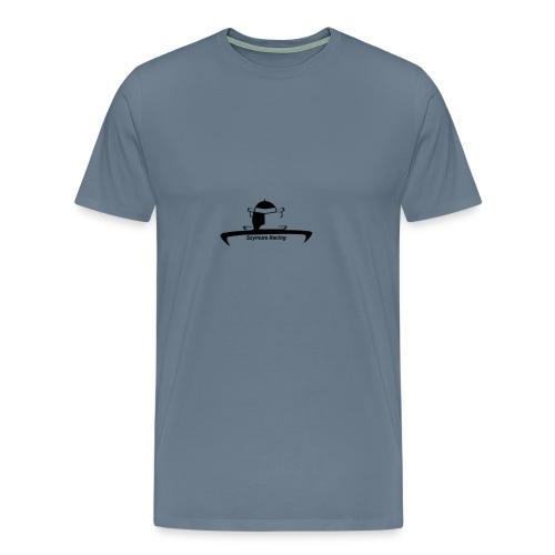 Szymura_Logo - Männer Premium T-Shirt