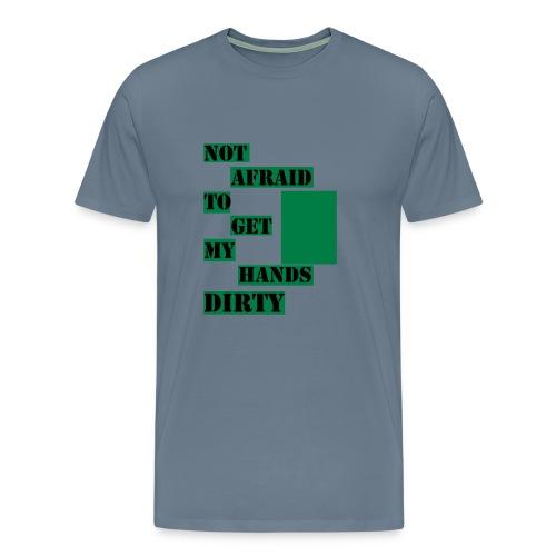 NOT AFRAID - T-Shirt - Premium-T-shirt herr