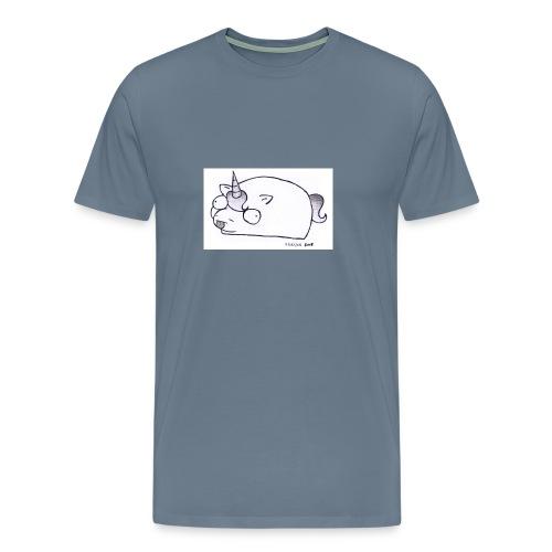Potatocorn - Maglietta Premium da uomo