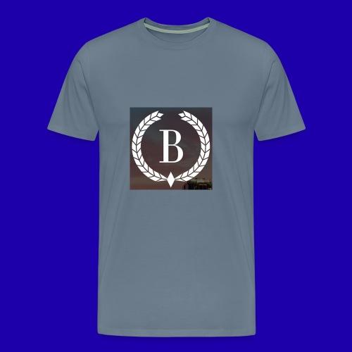 Brosherden - Premium T-skjorte for menn