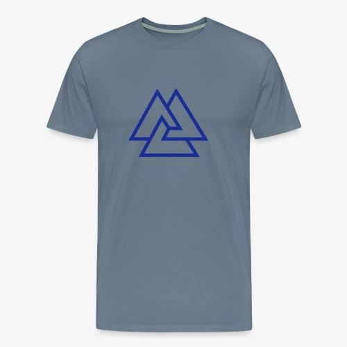 Knoten - Männer Premium T-Shirt