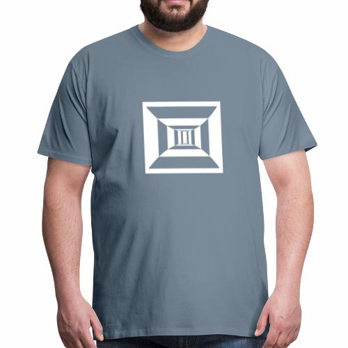 Vasarely 1 - Camiseta premium hombre