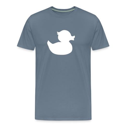 Quacky McVuxen - Männer Premium T-Shirt