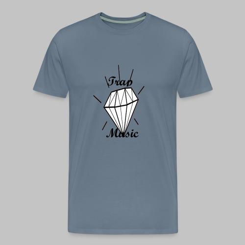 T-shirt Trap Music Genus - Maglietta Premium da uomo
