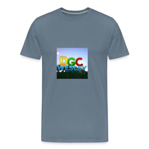 DGC - Mannen Premium T-shirt