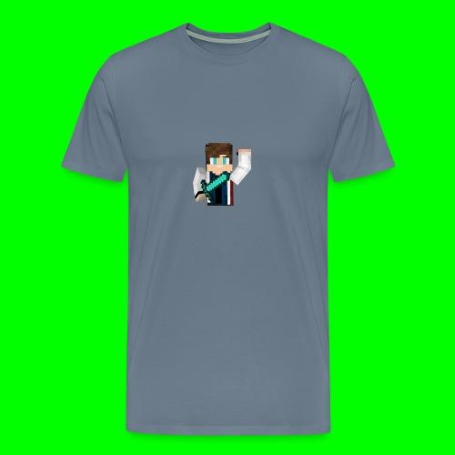 Sac Rétro avec Logo - T-shirt Premium Homme