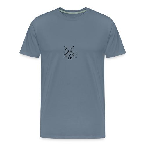 Woof - Premium T-skjorte for menn