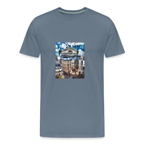 Paris - Herre premium T-shirt