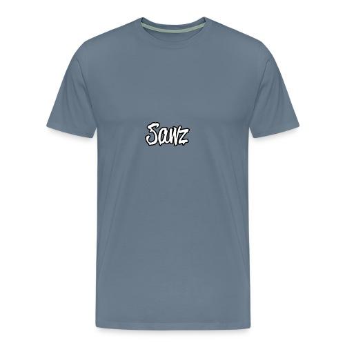 Sweat Sawz (bleu) - T-shirt Premium Homme