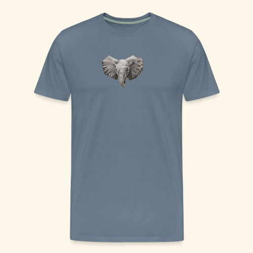 Little Elephant Ears - Men's Premium T-Shirt