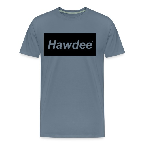 hawdee_logo_original - Men's Premium T-Shirt