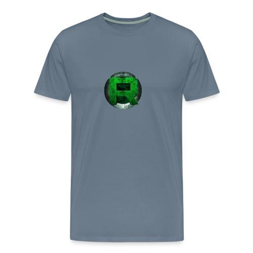 Rex Logo - Mannen Premium T-shirt
