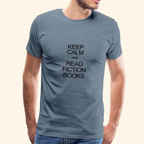 Keep Calm T-Shirt & Gift - Männer Premium T-Shirt