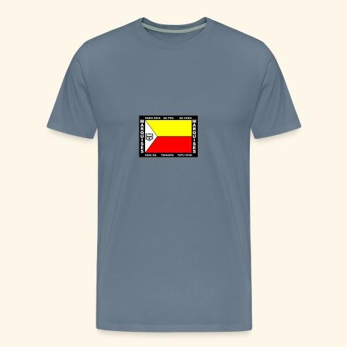 Drapeau des marquises - T-shirt Premium Homme