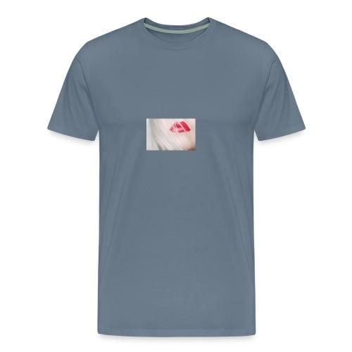 Red Lips - Männer Premium T-Shirt