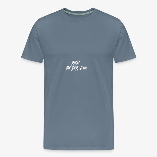 white RVDZ - Männer Premium T-Shirt