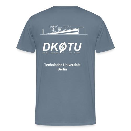 DK0TU Template Test 1 - Männer Premium T-Shirt