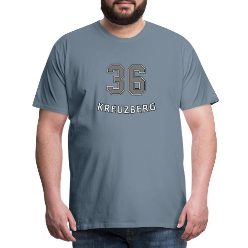KREUZBERG 36 - Männer Premium T-Shirt
