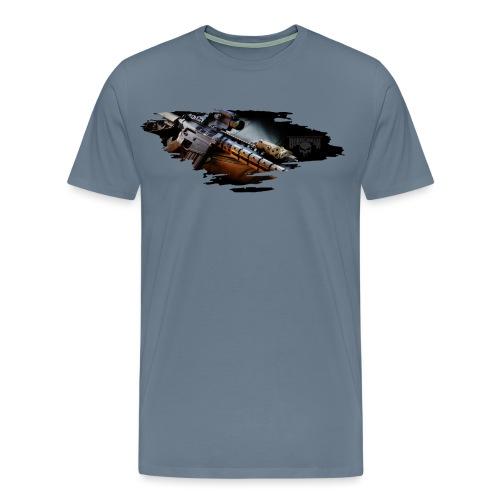 Airsoft v2 - Männer Premium T-Shirt