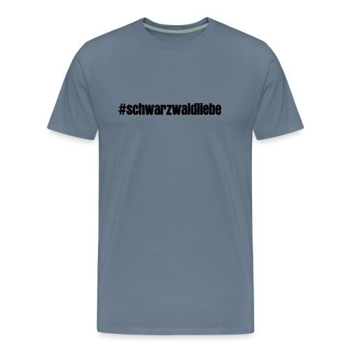 Schwarzwaldliebe - Männer Premium T-Shirt