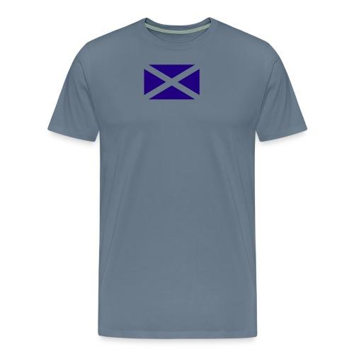 Scotland png - Men's Premium T-Shirt