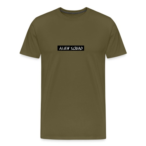 alien squad shop - Premium-T-shirt herr
