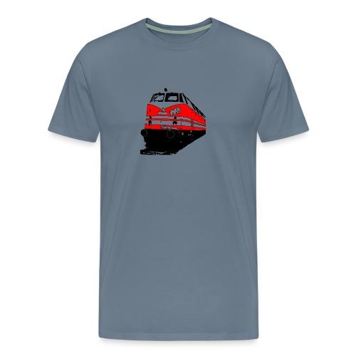 Deutsche Reichsbahn - Männer Premium T-Shirt