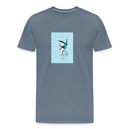 Scan_20160812_124012 - Maglietta Premium da uomo