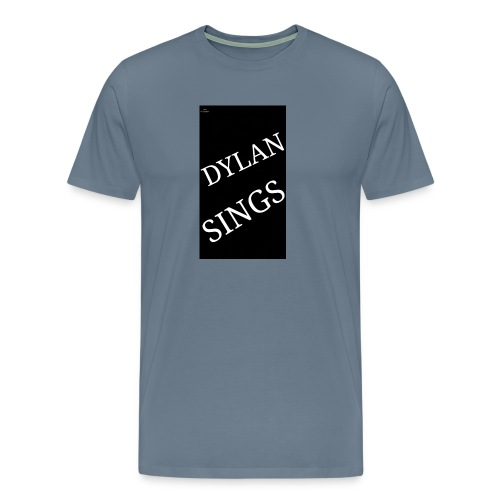 Dylan sings - Men's Premium T-Shirt