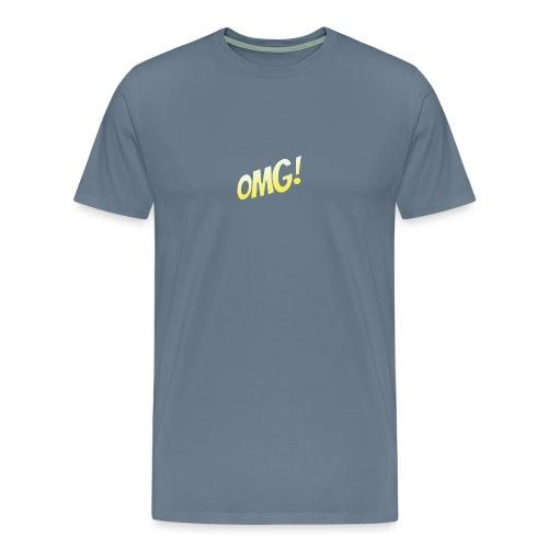 omg - T-shirt Premium Homme