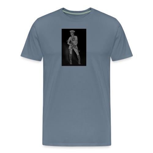 ak_47_german_2a_by_jagged_eye-d395o1y2 - Camiseta premium hombre