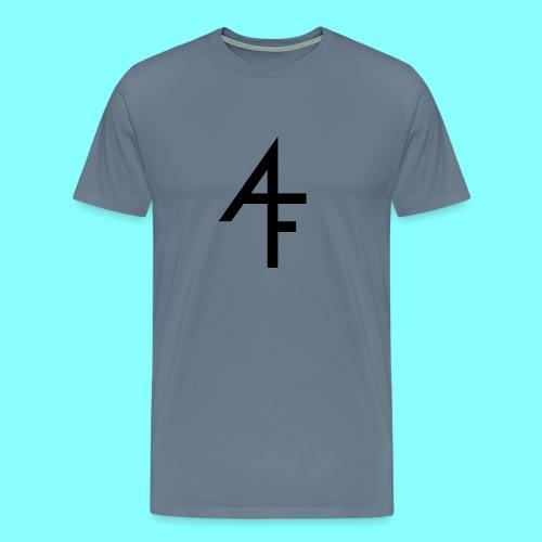 Abstract Filth logo - Premium T-skjorte for menn