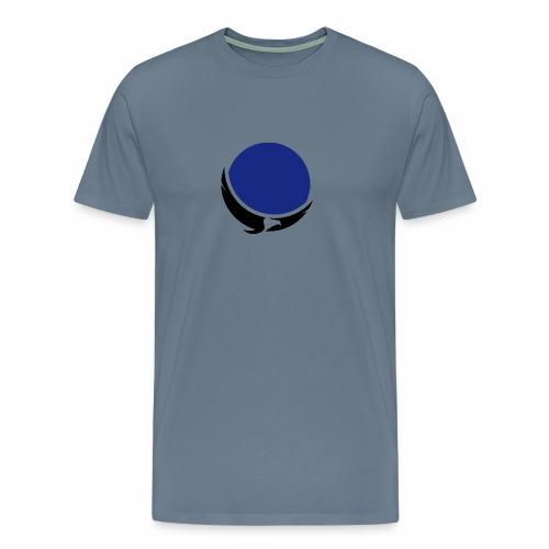 eagle blue - Men's Premium T-Shirt