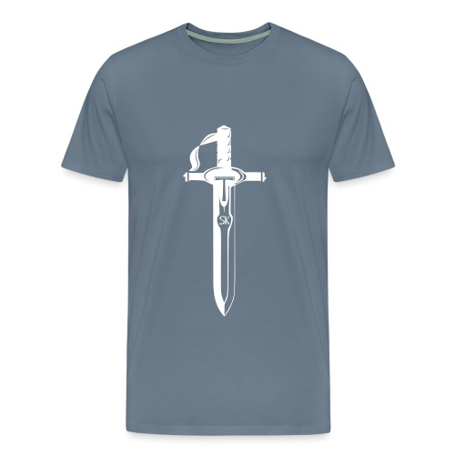 Tērauds Logo - Men's Premium T-Shirt