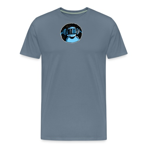Machine Boy Logo 2016 - Men's Premium T-Shirt