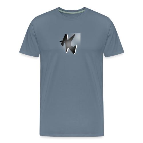Emblem - Herre premium T-shirt
