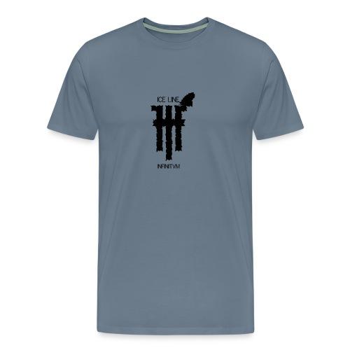 Ice Line - INFINITVM - Maglietta Premium da uomo