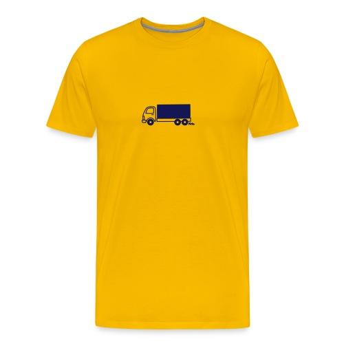 LKW lang - Männer Premium T-Shirt